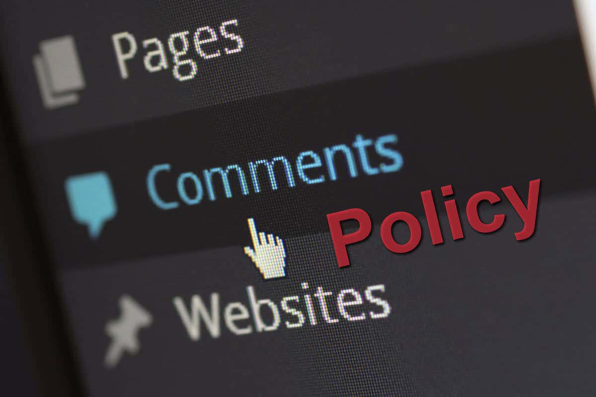 comment-policy